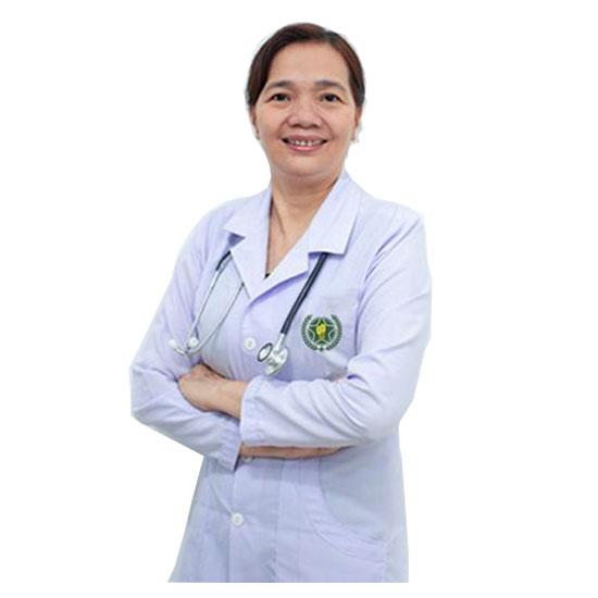Bác sĩ Nguyễn Khương Thụy