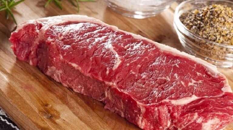 Thịt bò là thực phẩm chứa nhiều chất dinh dưỡng, có tác dụng cung cấp năng lượng chủ yếu cho cơ thể