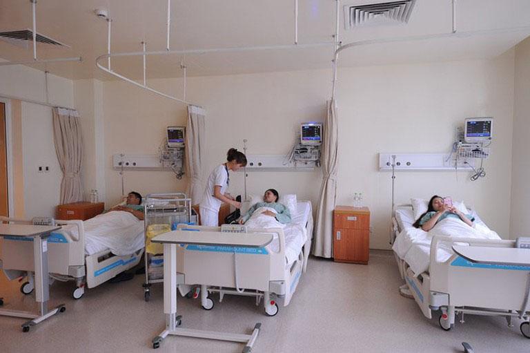Hướng dẫn thủ tục xuất nhập viện