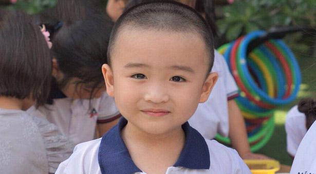 Bé Quốc Bảo (5 tuổi)
