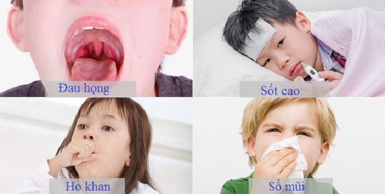 Có nhiều nguyên nhân khác nhau gây bệnh viêm họng