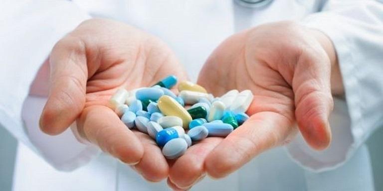 Thuốc kháng sinh điều trị bệnh viêm mũi dị ứng
