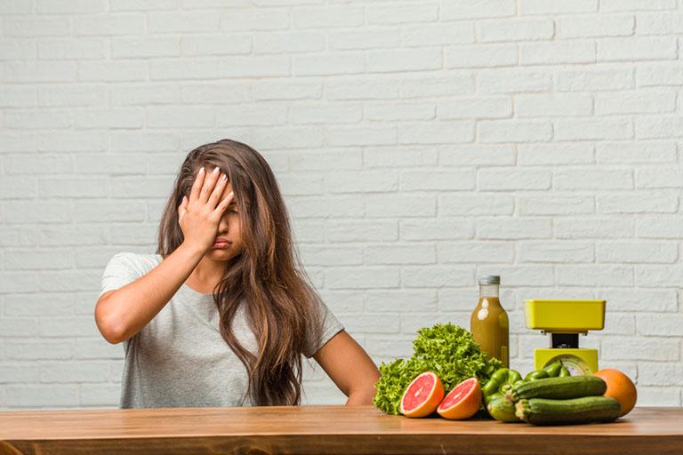 Hạn chế sử dụng một số loại thực phẩm khi bị viêm mũi dị ứng