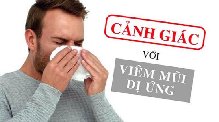 Viêm mũi dị ứng có thể gây biến chứng đến nhiều căn bệnh khác nhau