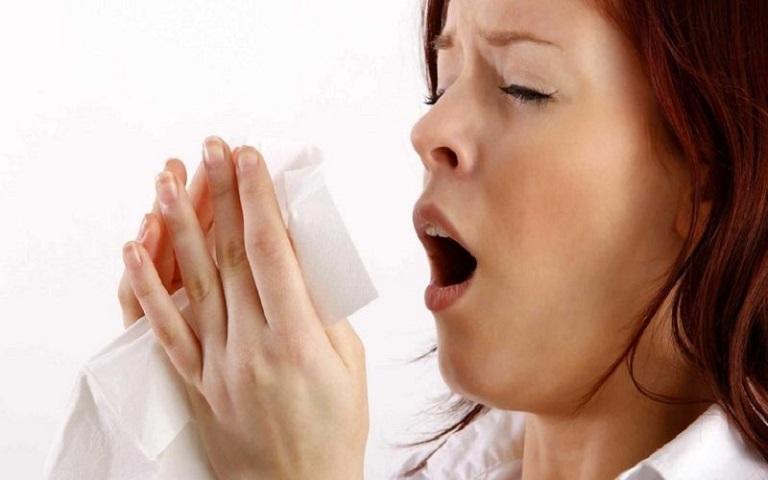 Hình ảnh của bệnh viêm mũi dị ứng