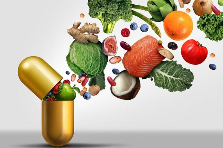 Chế độ ăn uống của người bệnh cần được bổ sung nhiều chất dinh dưỡng