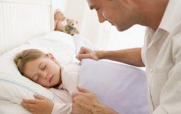 Giữ ấm cho trẻ khi bị viêm amidan