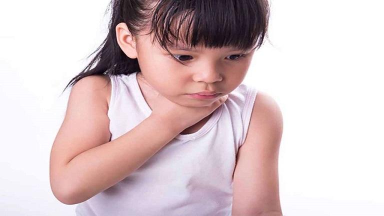 Trẻ có thể gặp phải biến chứng sau khi cắt amidan