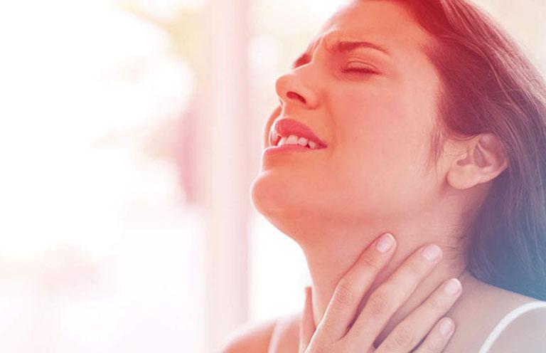Cơn đau đớn thường xuất hiện sau phẫu thuật cắt amidan