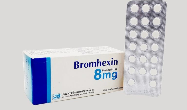 Thuốc làm giảm các triệu chứng ho