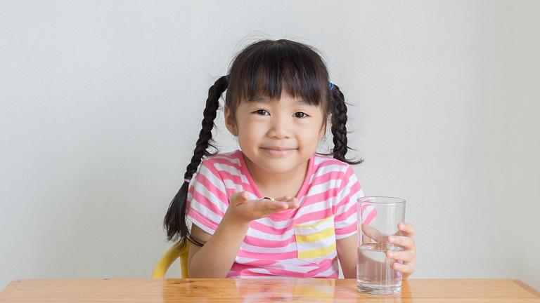 Sử dụng kháng sinh trị viêm amidan mãn tính ở trẻ rất quan trọng