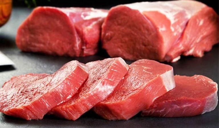 Thịt bò chứa nhiều dinh dưỡng cần thiết cho cơ thể