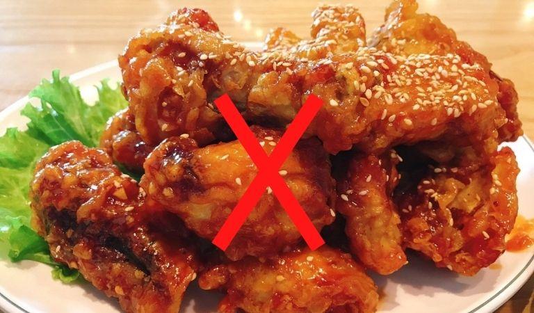 Những chú ý cho người bệnh khi sử dụng thịt gà
