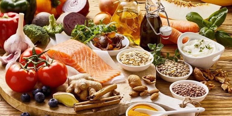 Thói quen ăn uống rất quan trọng trong việc phòng tránh bệnh