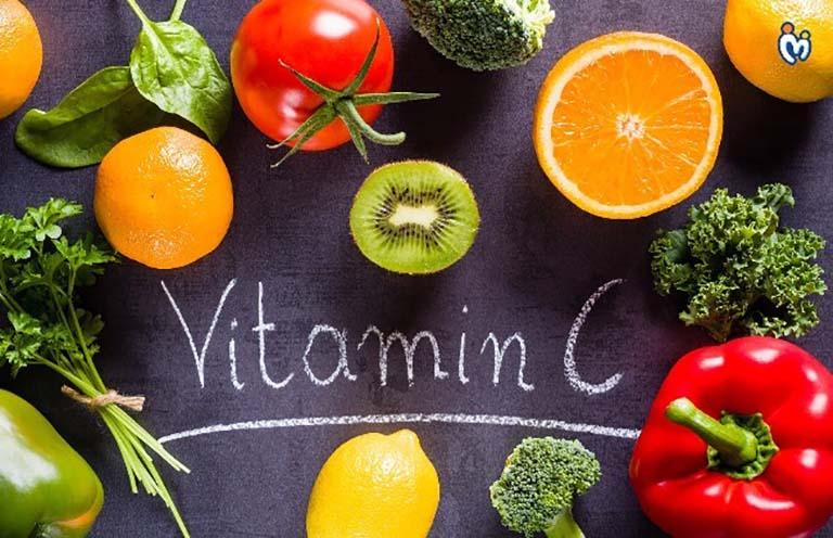 Người bệnh nên bổ sung cho cơ thể vitamin C