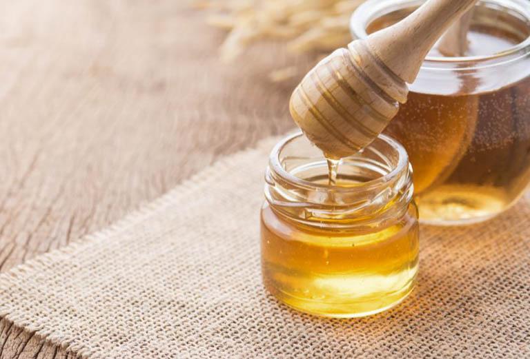 Các thực phẩm có tính kháng viêm như mật ong tốt cho người bệnh
