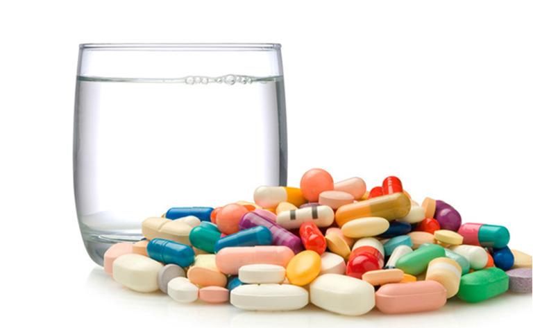 Chữa viêm amidan bằng thuốc Tây y