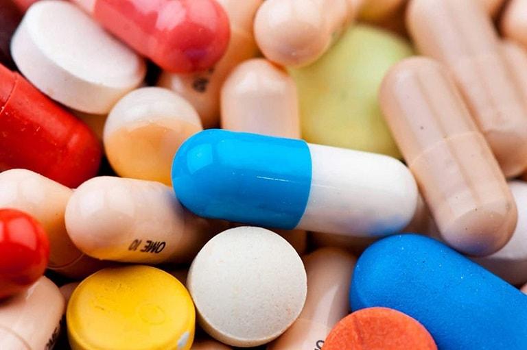 Thuốc Tây y mang lại hiệu quả điều trị nhanh chóng