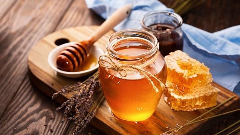 Mật ong có tác dụng tốt trong việc điều trị bệnh viêm phế quản