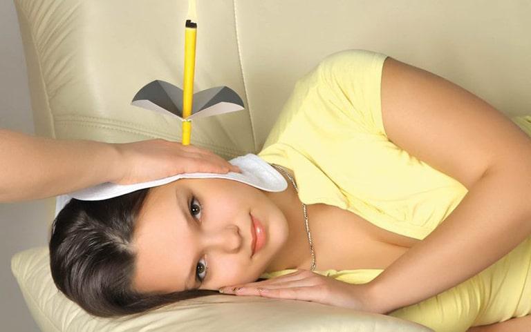 Phương pháp xông hơi trong điều trị viêm tai giữa tại nhà