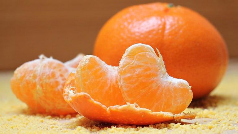 Vỏ quýt hay trần bì là vị thuốc Đông y nổi tiếng trong điều trị viêm họng