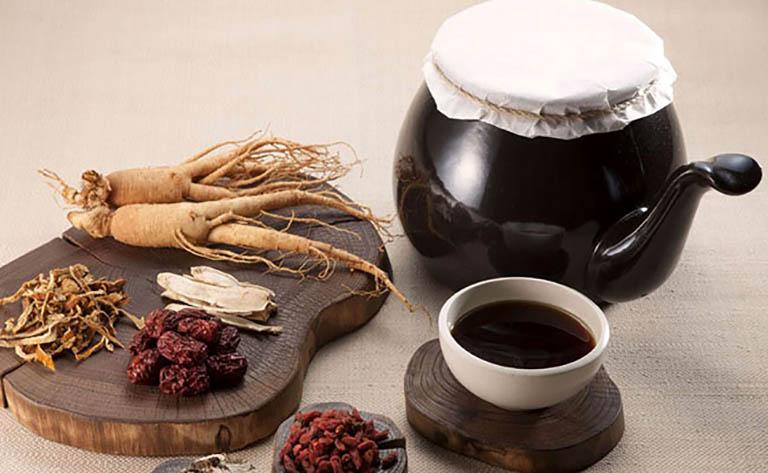 Bài thuốc Đông y từ thảo dược lành tính