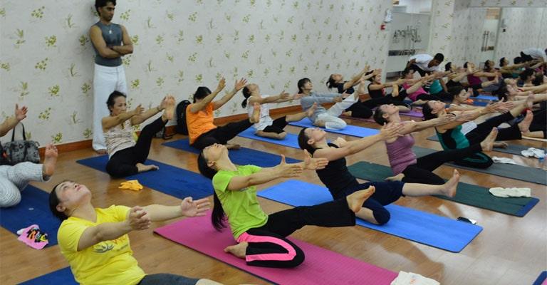 Lợi ích của yoga đối với người viêm họng
