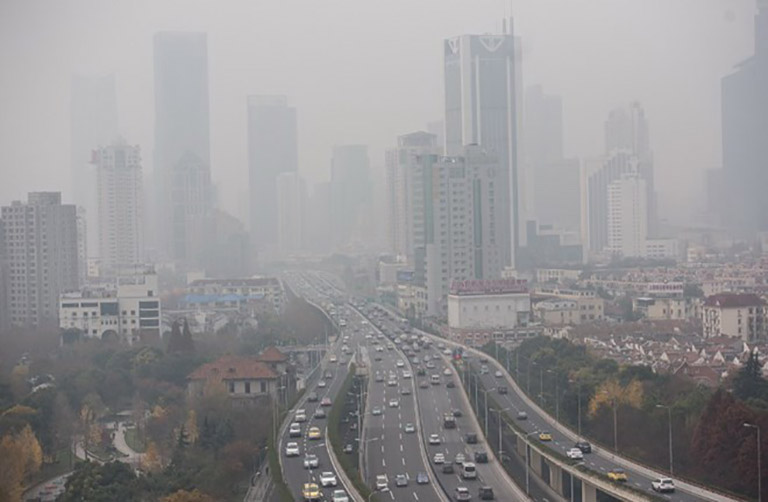 Môi trường sống ô nhiễm làm tăng nguy cơ mắc bệnh