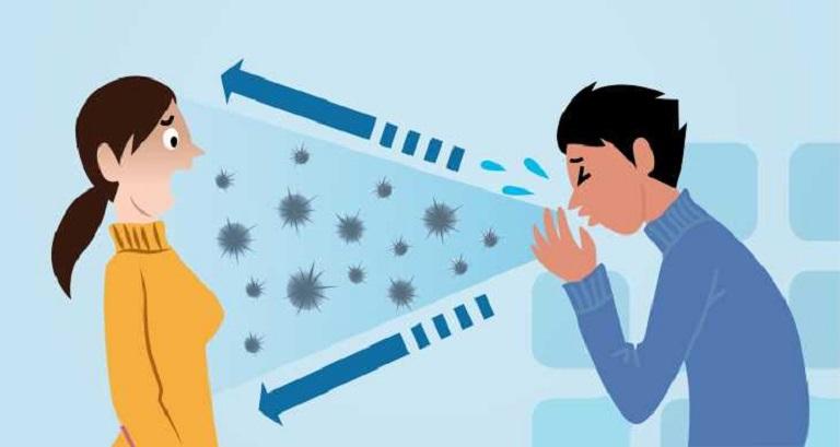 Viêm họng mãn tính có thể lây lan thông qua tiếp xúc gần với người bệnh