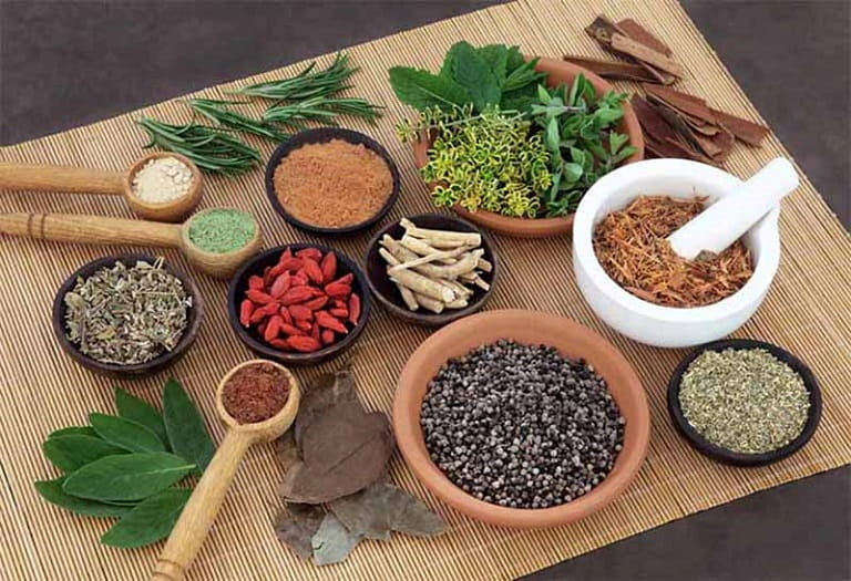 Điều trị bằng bài thuốc Đông y