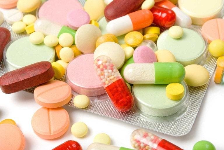 Sử dụng thuốc Tây y trị viêm phế quản