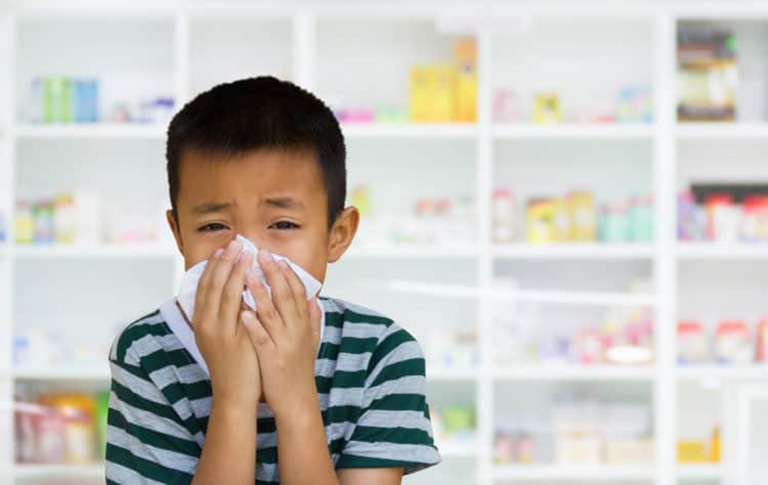 Biến chứng của các bệnh tai mũi họng, hô hấp có thể gây viêm tai giữa thanh dịch