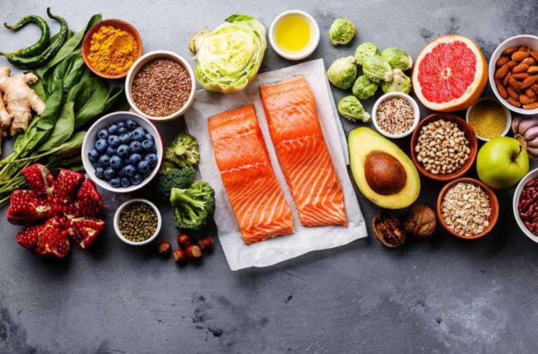 Chế độ dinh dưỡng góp phần quan trọng giúp việc điều trị đạt hiệu quả cao hơn