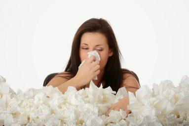 Viêm xoang mũi dị ứng là hiện tượng niêm mạc mũi của người bệnh bị sưng tấy, viêm nhiễm và ửng đỏ do dị ứng