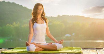 Bài tập yoga chữa viêm họng