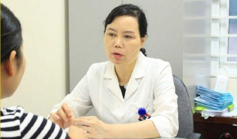 Bác sĩ chữa viêm họng giỏi Nguyễn Thị Hoài An