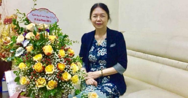 Bác sĩ Lương Hồng Châu chữa viêm họng