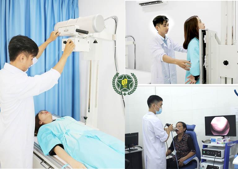 Bệnh viện tai mũi họng Quân dân 102 đầu tư hàng loạt trang thiết bị hiện đại trong khám chữa bệnh