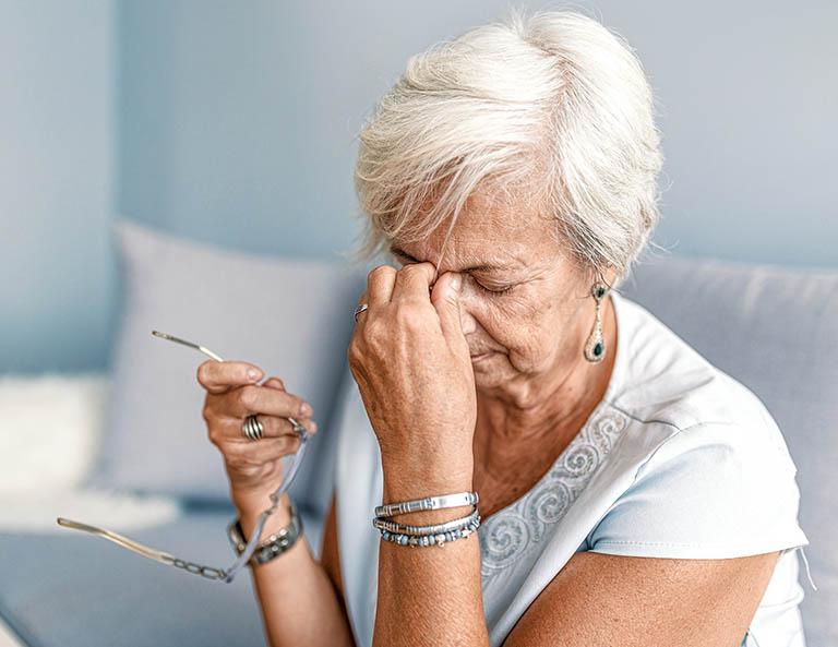 Viêm xoang có thể gặp ở gặp ở mọi đối tượng, bao gồm cả người cao tuổi