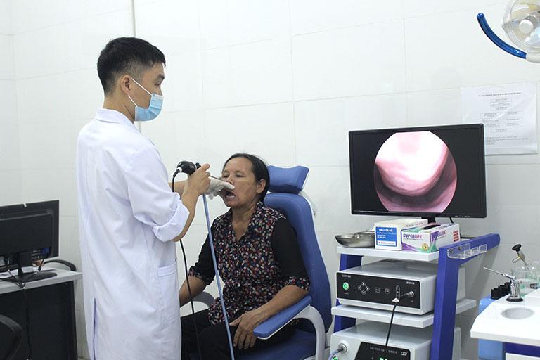 Người bệnh có thể được chỉ định một số xét nghiệm cận lâm sàng khi khám chữa viêm xoang
