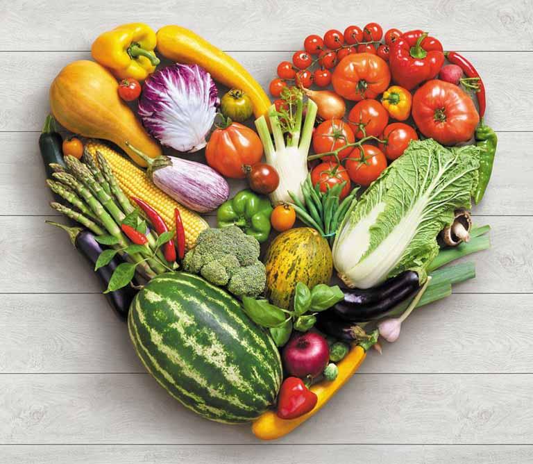 Chế độ ăn uống hợp lý giúp bệnh nhanh được chữa khỏi