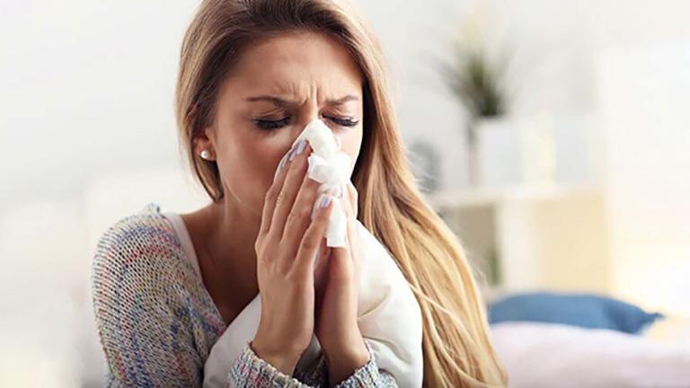 Chảy dịch nhầy ở mũilà dấu hiệu của bệnh