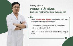Lương y Phùng Hải Đăng Bệnh viện Quân dân 102