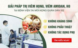 Điều trị viêm amidan theo phương pháp Đông y có biện chứng