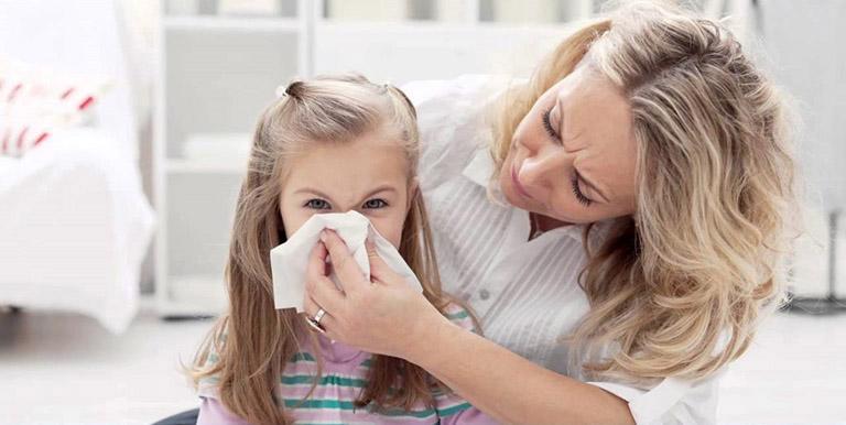 Tỷ lệ trẻ nhỏ mắc các bệnh nhiễm khuẩn đường hô hấp có xu hướng gia tăng nhanh