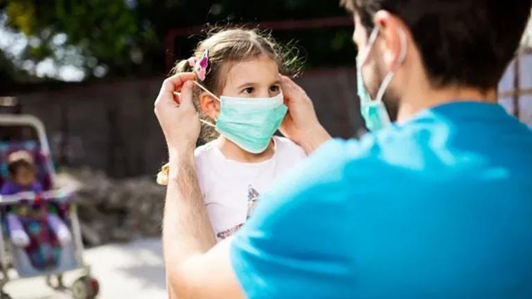 Bảo vệ mũi, họng cho trẻ