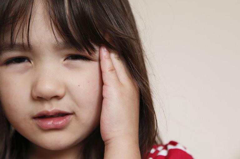 Viêm xoang hàm ở trẻ em khi chuyển thành mãn tính thường đeo bám dai dẳng