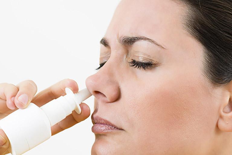 Người mắc các bệnh viêm đường hô hấp dễ bị viêm xoang trán mãn tính