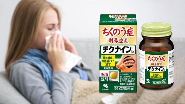 Kobayashi Chikunain có nguồn gốc từ Nhật là thuốc dạng thực phẩm chức năng