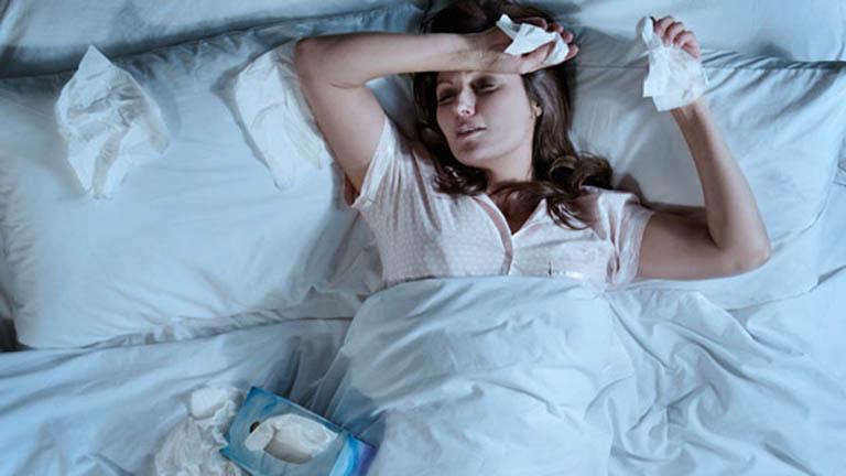 Bệnh viêm xoang có gây mất ngủ không là thắc mắc chung của số đông người bệnh